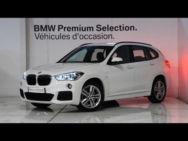 Photo miniature de la BMW X1 xDrive20dA 190ch M Sport 2017 d'occasion