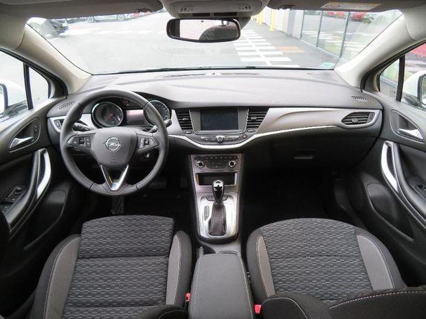 Photo miniature de la Opel Astra 1.5 D 122ch Edition Business BVA 2020 d'occasion