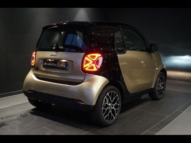 Photo miniature de la Smart fortwo Coupe Electrique 82ch prime 2020 d'occasion