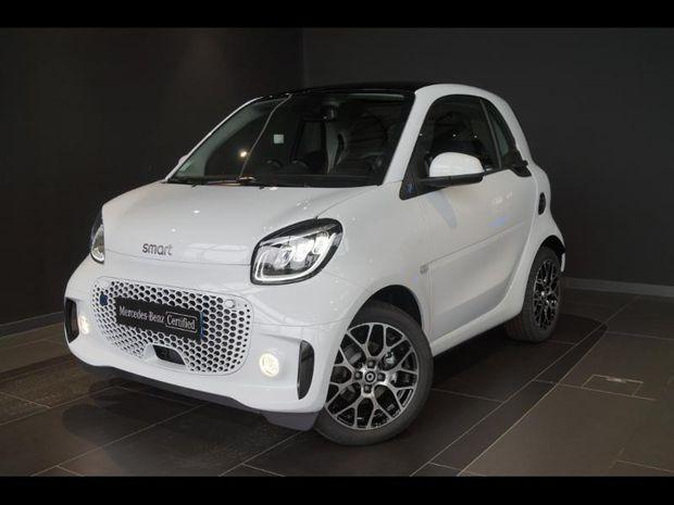 Photo miniature de la Smart fortwo Coupe Electrique 82ch prime 2020 d'occasion