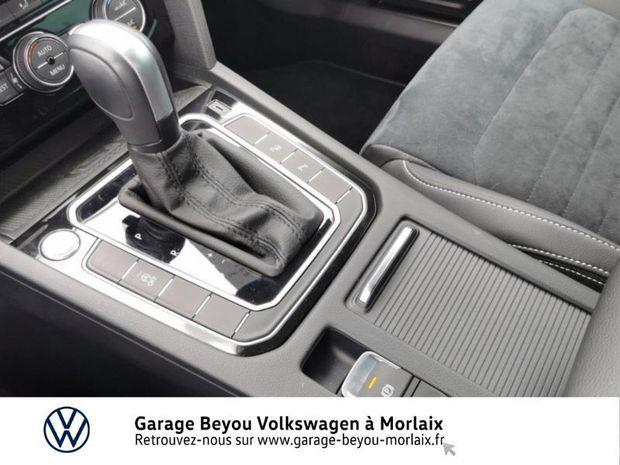 Photo miniature de la Volkswagen Passat SW 2.0 TDI EVO 150ch Lounge DSG7 8cv 2020 d'occasion