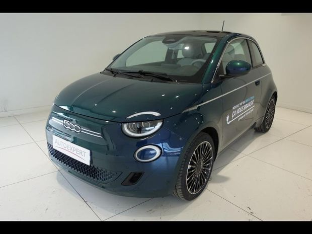 Photo miniature de la Fiat 500 e 118ch La Prima 2020 d'occasion
