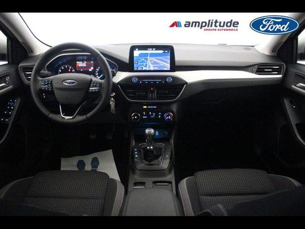 Photo miniature de la Ford Focus 1.0 EcoBoost 100ch Trend Business 2019 d'occasion
