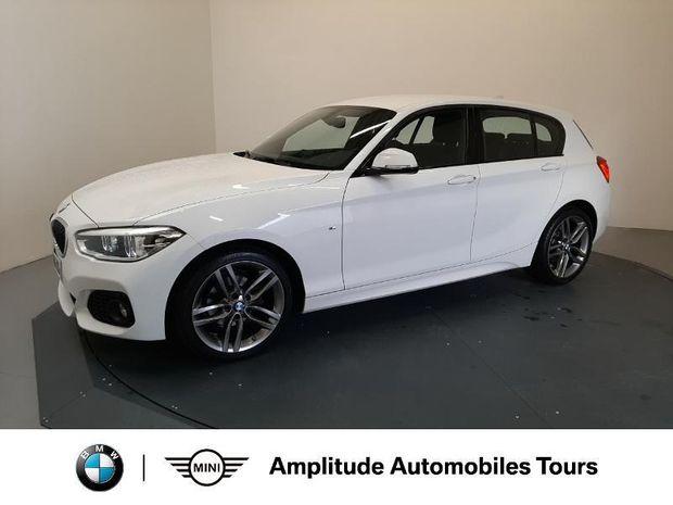 Photo miniature de la BMW Serie 1 116dA 116ch M Sport 5p 2017 d'occasion