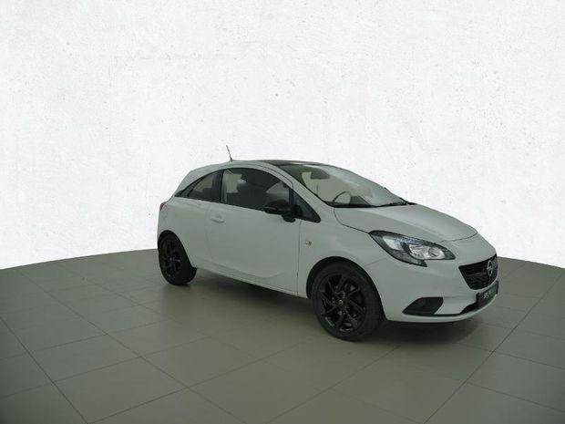 Photo miniature de la Opel Corsa 1.4 Turbo 100ch Black Edition Start/Stop 3p 2018 d'occasion
