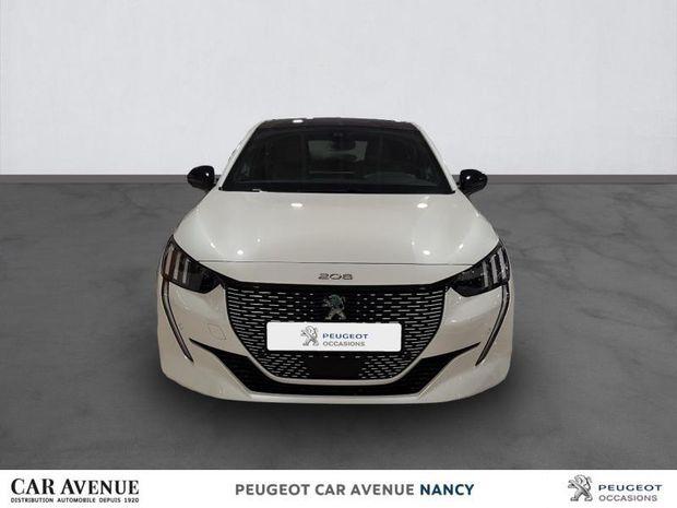 Photo miniature de la Peugeot 208 e-208 136ch GT 2020 d'occasion