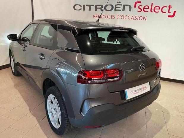 Photo miniature de la Citroën C4 Cactus BlueHDi 100 Feel 2018 d'occasion