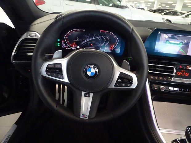 Photo miniature de la BMW Serie 8 Cabriolet 840dA 320ch xDrive M Sport 2020 d'occasion