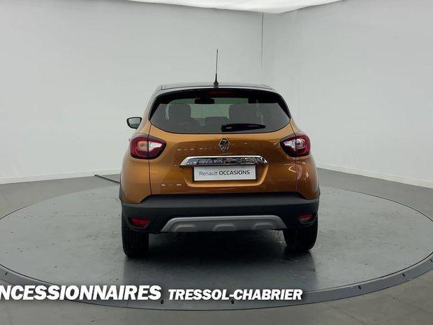 Photo miniature de la Renault Captur TCe 130 FAP Intens 2019 d'occasion