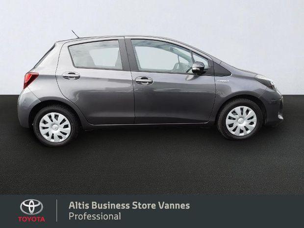 Photo miniature de la Toyota Yaris Affaires 100h France Business Affaires MY19 2017 d'occasion