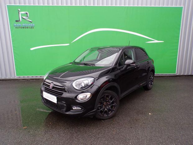 Photo miniature de la Fiat 500X 1.6 Multijet 16v 120ch S-Design 2017 d'occasion