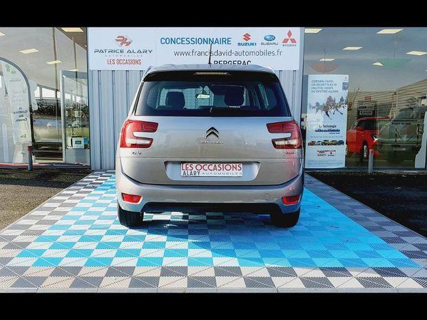 Photo miniature de la Citroën Grand C4 Picasso BlueHDi 120ch Business S&S EAT6 2018 d'occasion