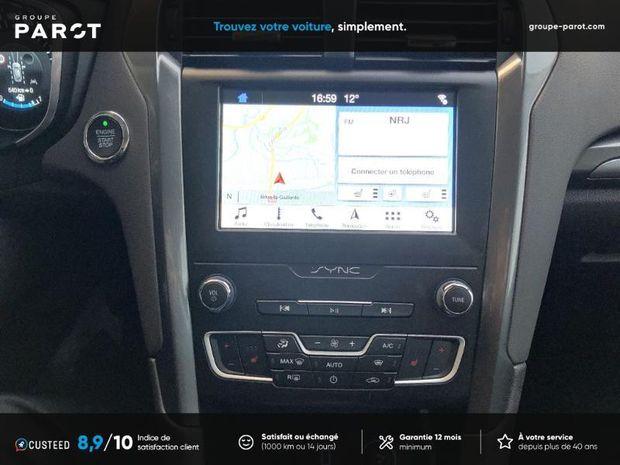 Photo miniature de la Ford Mondeo 2.0 EcoBlue 150ch Titanium BVA 5p 2019 d'occasion