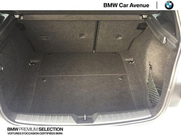 Photo miniature de la BMW Serie 1 Série 1 114d 95ch M Sport 3p 2017 d'occasion