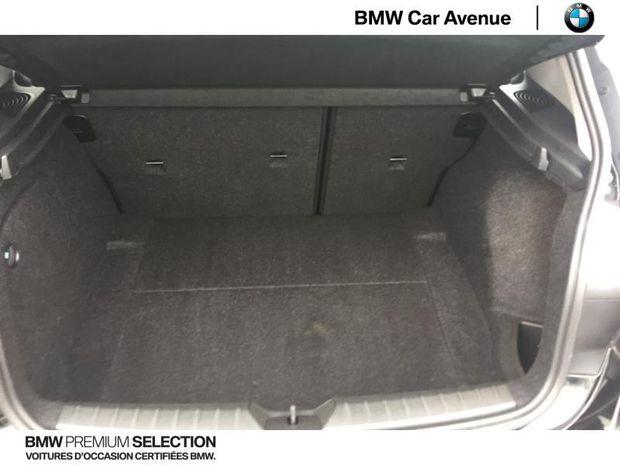 Photo miniature de la BMW Serie 1 Série 1 116i 109ch Premiere 5p 2017 d'occasion