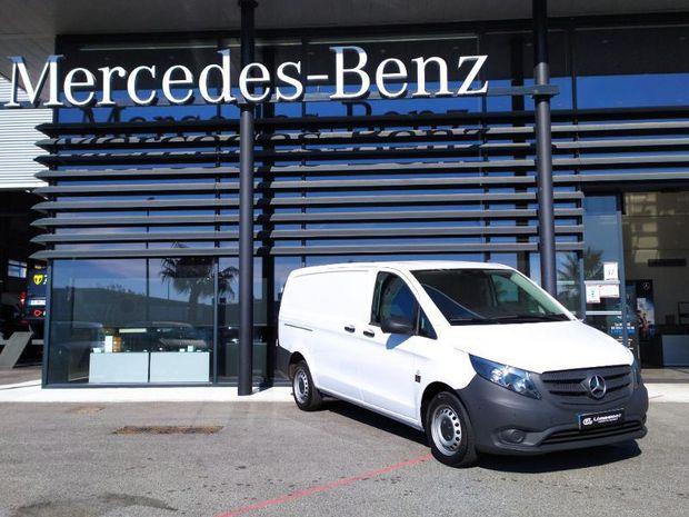 Photo miniature de la Mercedes Vito Fg 114 CDI Long Pro E6 2018 d'occasion