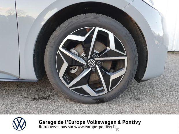 Photo miniature de la Volkswagen ID.3 204ch 1st Plus 2020 d'occasion