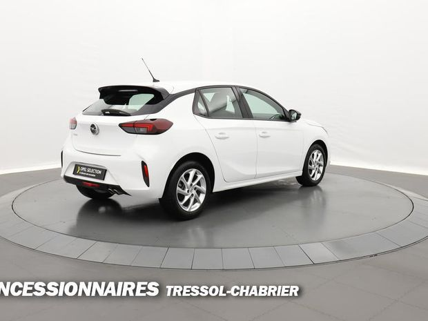 Photo miniature de la Opel Corsa 1.2 Turbo 130 ch BVA8 GS Line 2020 d'occasion