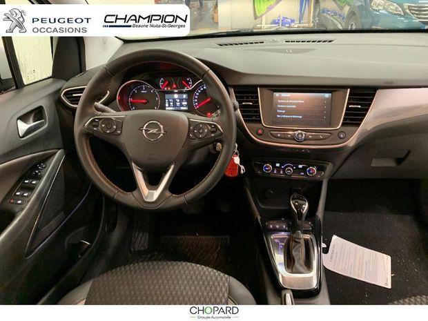 Photo miniature de la Opel Crossland X 1.5 D 120ch Innovation BVA Euro 6d-T 2019 d'occasion