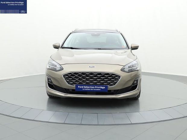 Photo miniature de la Ford Focus 2.0 EcoBlue 150chVignale BVA 2019 d'occasion