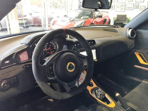 Photo miniature de la Lotus Evora GT 410 Sport BVA 2019 d'occasion