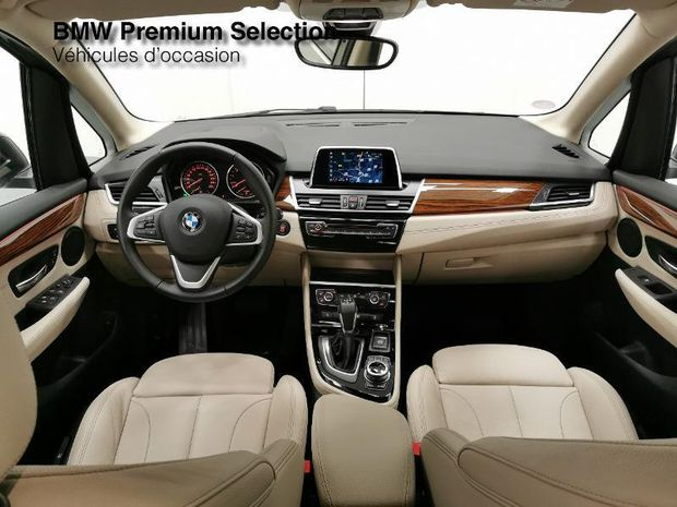 Photo miniature de la BMW Serie 2 ActiveTourer 220iA 192ch Luxury 2017 d'occasion
