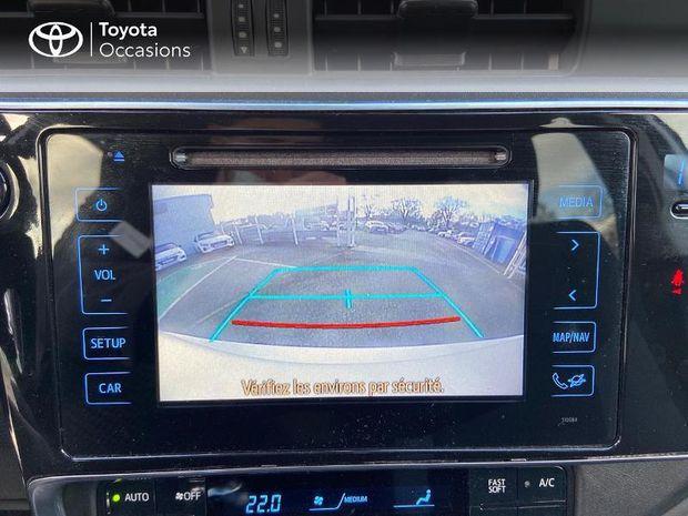 Photo miniature de la Toyota Auris 1.2 Turbo 116ch TechnoLine 2017 d'occasion