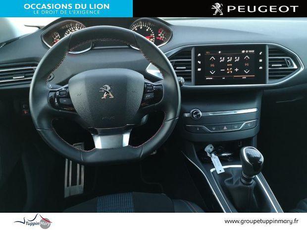 Photo miniature de la Peugeot 308 1.5 BlueHDi 130ch S&S Tech Edition 7cv 2020 d'occasion