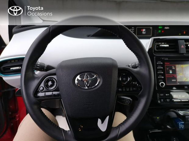 Photo miniature de la Toyota Prius 122h Dynamic Pack Premium MC19 2019 d'occasion