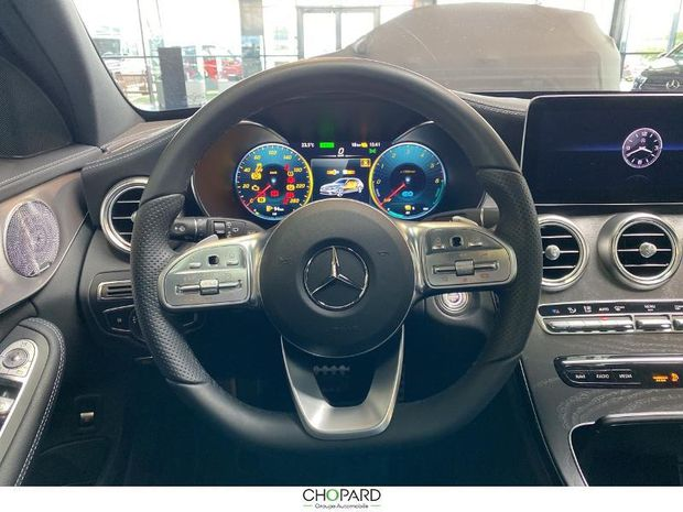 Photo miniature de la Mercedes Classe C Break 300 de 194+122ch AMG Line 9G-Tronic 2020 d'occasion
