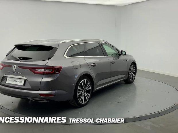 Photo miniature de la Renault Talisman Estate Blue dCi 200 EDC Initiale Paris 2019 d'occasion