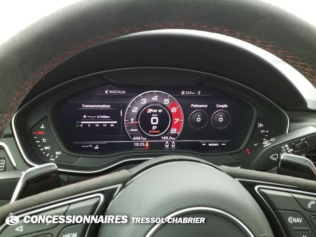 Photo miniature de la Audi RS5 V6 2.9 TFSi 450 Tiptronic 8 Quattro 2019 d'occasion