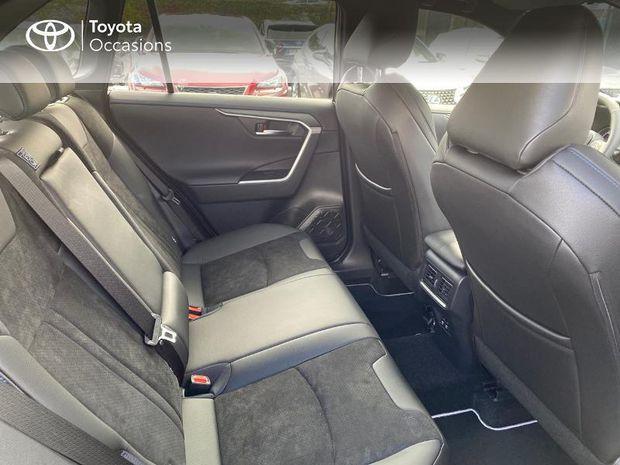 Photo miniature de la Toyota RAV4 Hybride 218ch Collection 2WD MY20 2020 d'occasion