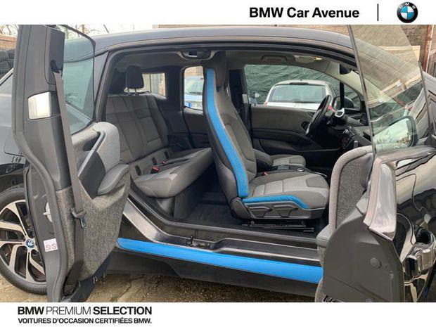 Photo miniature de la BMW i3 170ch 94Ah REx iLife Atelier 2017 d'occasion