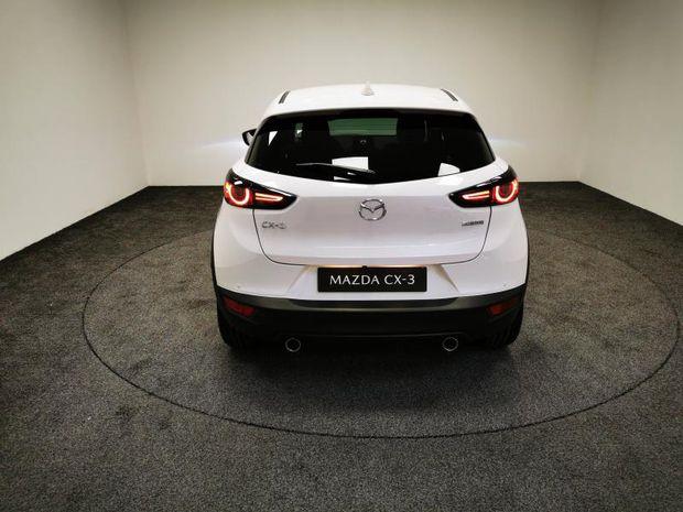 Photo miniature de la Mazda CX3 CX-3 2.0 SKYACTIV-G 121ch Sélection BVA 2021 2020 d'occasion