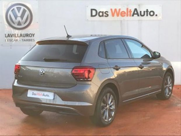 Photo miniature de la Volkswagen Polo 1.0 TSI 95ch Copper Line Euro6d-T 2020 d'occasion
