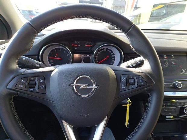 Photo miniature de la Opel Astra 1.4 Turbo 145ch Elegance CVT 2019 d'occasion