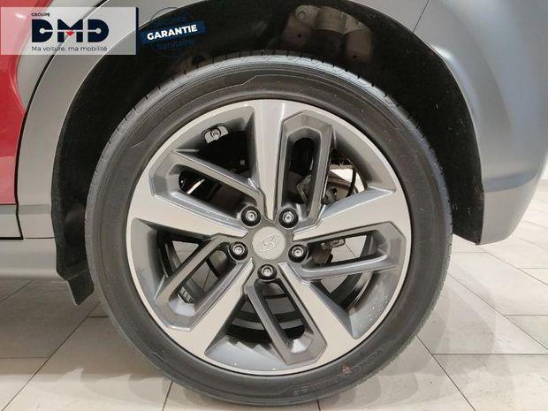 Photo miniature de la Hyundai Kona 1.0 T-GDi 120ch FAP Executive Euro6d-T EVAP 2019 d'occasion