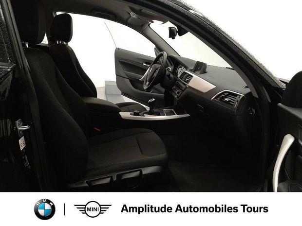 Photo miniature de la BMW Serie 1 114d 95ch Lounge 3p 2017 d'occasion