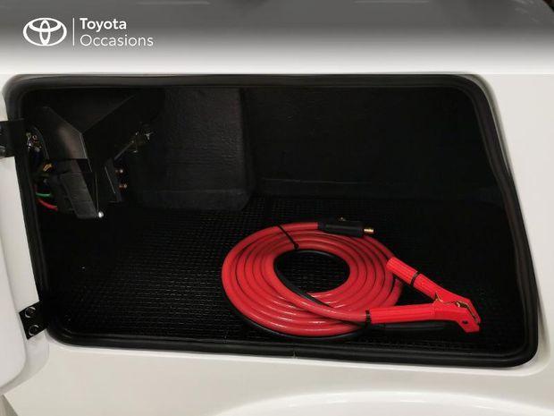 Photo miniature de la Toyota Hilux 2.4 D-4D 150ch X-Tra Cabine Légende 4WD MY20 2021 d'occasion
