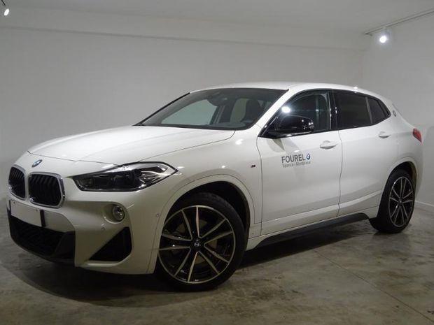Photo miniature de la BMW X2 xDrive18d 150ch M Sport Euro6d-T 2020 d'occasion