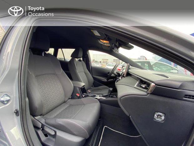 Photo miniature de la Toyota Corolla Touring Spt 122h Design 2019 d'occasion