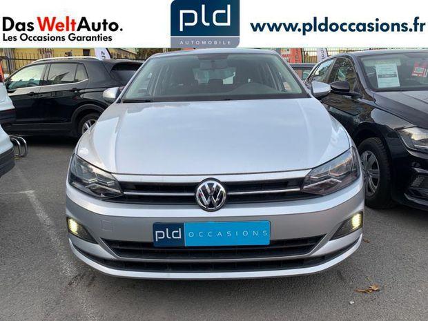 Photo miniature de la Volkswagen Polo 1.0 95ch Confortline 2019 d'occasion