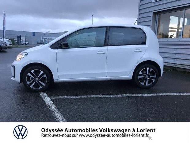 Photo miniature de la Volkswagen Up ! 1.0 60ch BlueMotion Technology Move up! 5p Euro6d-T 2020 d'occasion