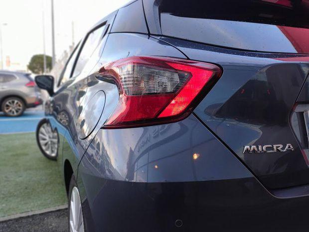 Photo miniature de la Nissan Micra 1.5 dCi 90ch Business Edition 2018 Euro6c 2018 d'occasion