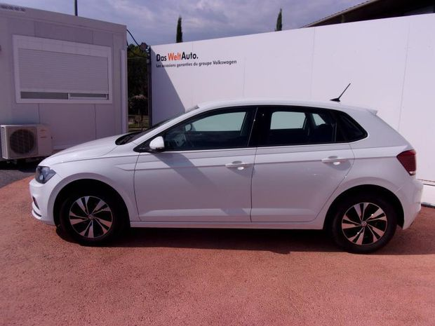 Photo miniature de la Volkswagen Polo 1.0 TSI 95ch Confortline 2017 d'occasion