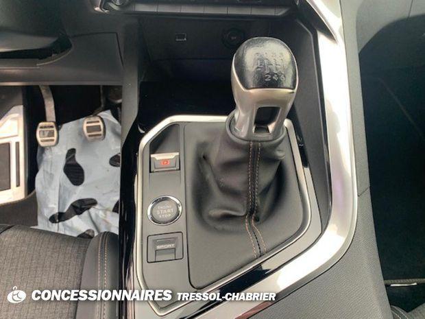 Photo miniature de la Peugeot 3008 BlueHDi 130ch S&S BVM6 GT Line 2019 d'occasion