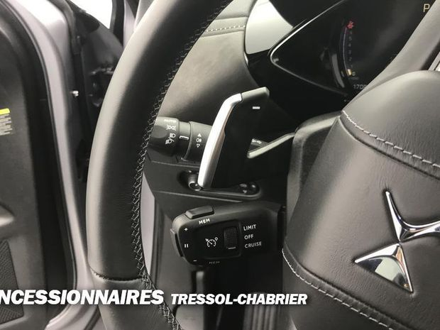 Photo miniature de la DS DS 3 DS3 Crossback PureTech 155 S&S EAT8 Grand Chic 2019 d'occasion