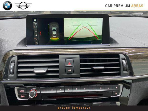 Photo miniature de la BMW Serie 2 Série 2 Coupé 220iA 184ch Luxury 2017 d'occasion