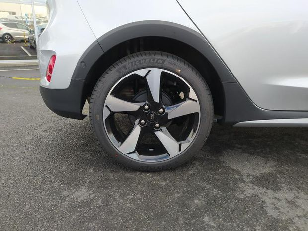 Photo miniature de la Ford Fiesta Active 1.0 EcoBoost 125ch mHEV 2020 d'occasion